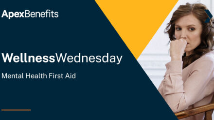 Wellness Wednesday: Mental Health First Aid