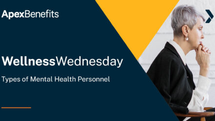 Wellness Wednesday: Types of Mental Health Personnel
