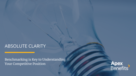 Absolute Clarity – Benchmarking is Key to Understanding Your Competitive Position