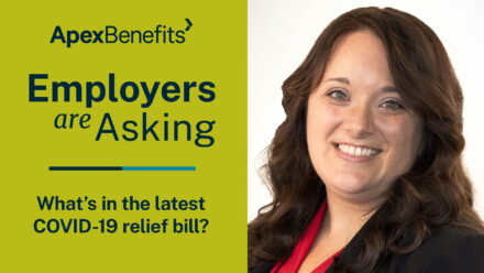 Employers are Asking | Passed COVID-19 Relief Bill | Brooke Salazar