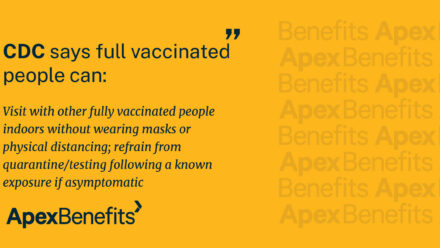 CDC Provides Guidance on Fully Vaccinated People