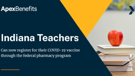 Indiana Teachers, Educators Can Register for COVID-19 Vaccine Through Federal Pharmacy Program