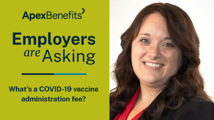 Employers are Asking | Vaccine Administration Fee | Brooke Salazar