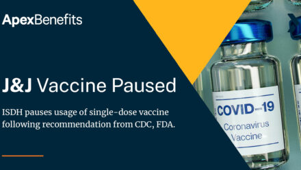 Indiana State Department of Health Pauses Use of Johnson & Johnson Vaccine