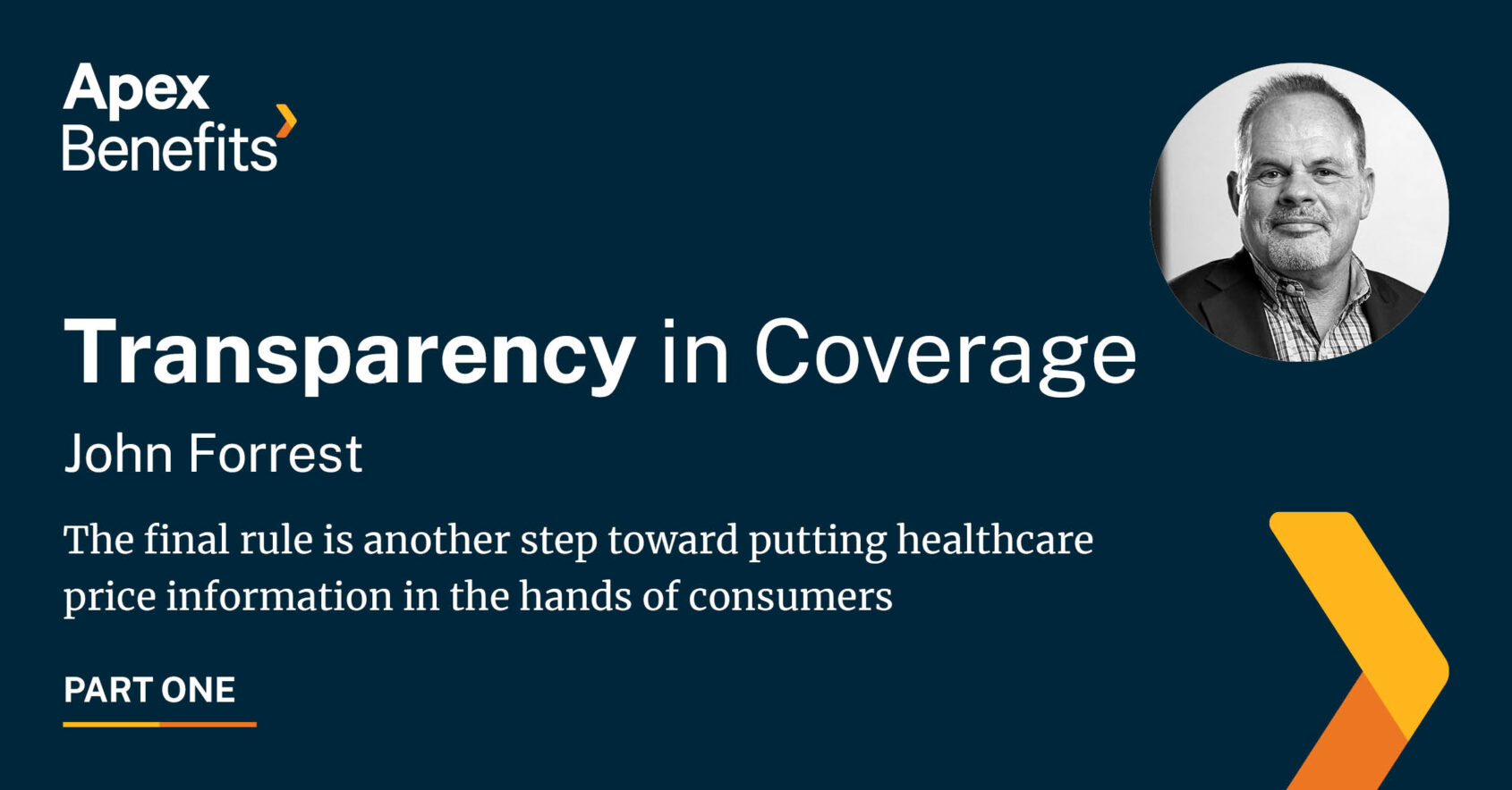 Transparency in Coverage Pt 1