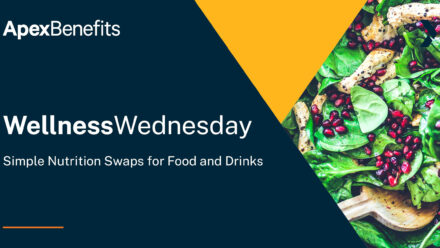 Wellness Wednesday: Simple Nutrition Swaps for Food and Drinks