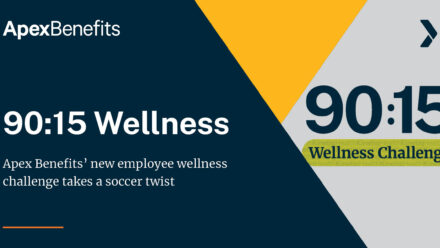 Apex's Commitment to Employee's Health Shown in Wellness Challenge
