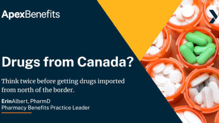 Ways to Save? Importation of Drugs From Canada: Think Twice