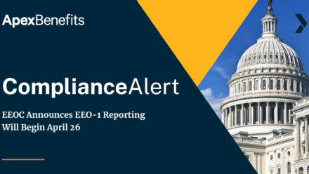 COMPLIANCE ALERT: EEOC Announces EEO-1 Reporting Will Begin April 26