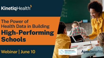 The Power of Health Data in Building High-Performing Schools Video