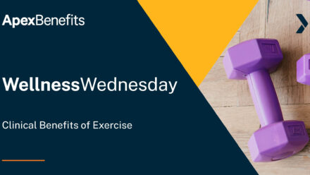 Wellness Wednesday: Clinical Benefits of Exercise