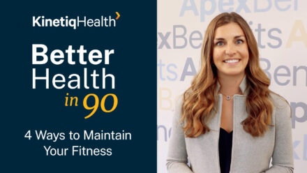 Better Health in 90 | 4 Ways to Maintain Your Fitness Motivation
