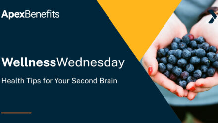 Wellness Wednesday: Health Tips for Your Second Brain