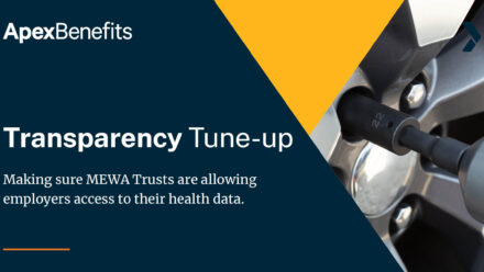 A Transparency Tune-up for Public Sector MEWA Trusts
