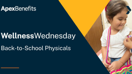 Wellness Wednesday: Back-to-School Physicals