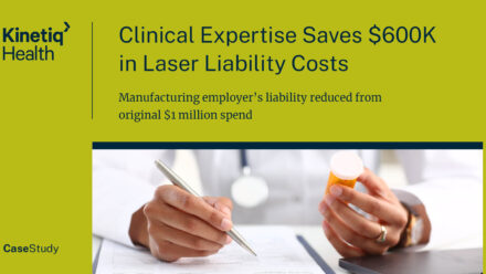 Clinical Expertise Saves $600K in Laser Liability Costs