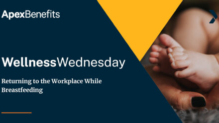 Wellness Wednesday: Returning to the Workplace While Breastfeeding