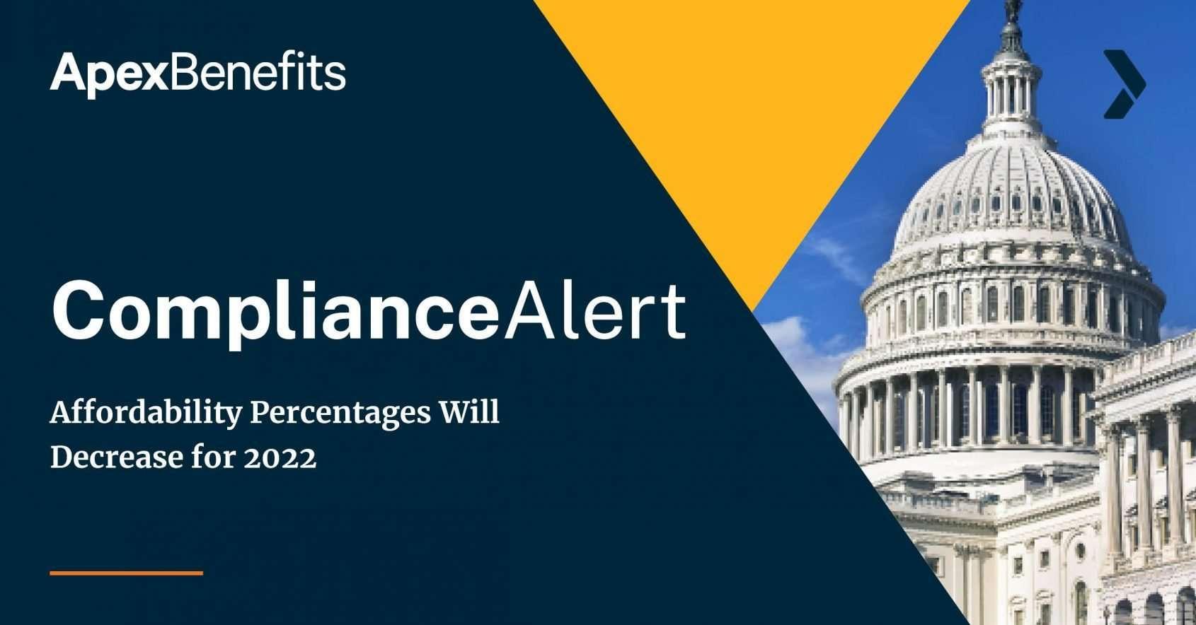 CA Affordability Percentages 2022
