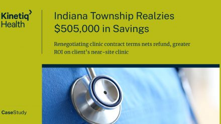 Indiana Township Realizes $505,000 in Savings
