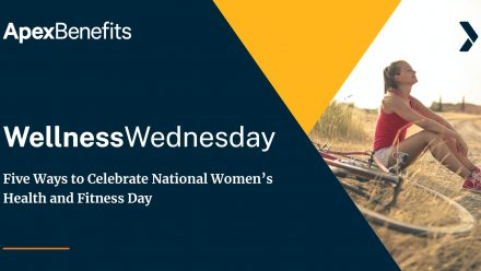 Wellness Wednesday: Five Ways to Celebrate National Women's Health and Fitness Day