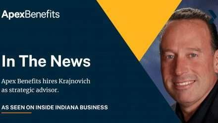 IN THE NEWS: Apex Hires Krajnovich as Strategic Advisor