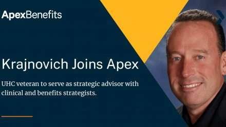 Apex Benefits Engages With UHC Veteran Krajnovich as Strategic Advisor