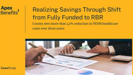 Realizing Savings Through Shift from Fully-Funded to RBR