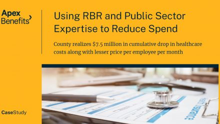 Using RBR, Public Sector Expertise to Reduce Spend